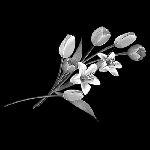 Цветок 18