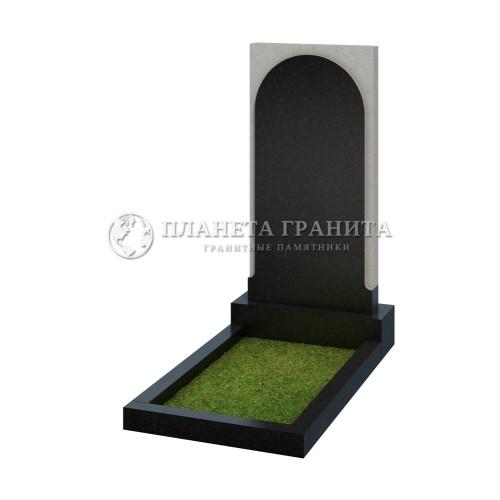 Резной памятник 11