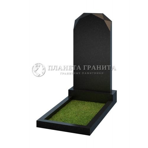 Резной памятник 14
