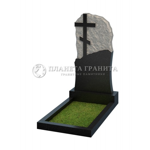 Резной памятник 33
