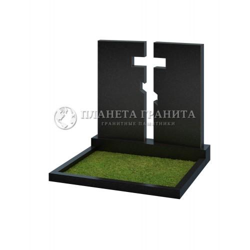 Резной памятник 49