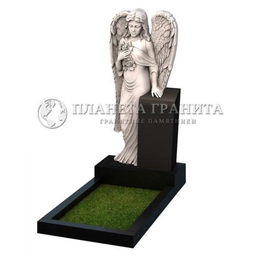 Памятник с ангелом №11