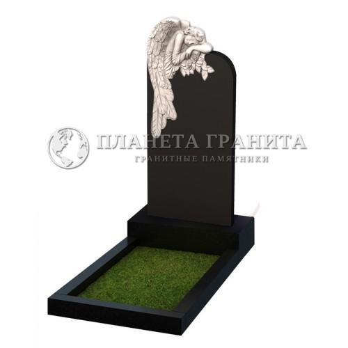 Памятник с ангелом №3