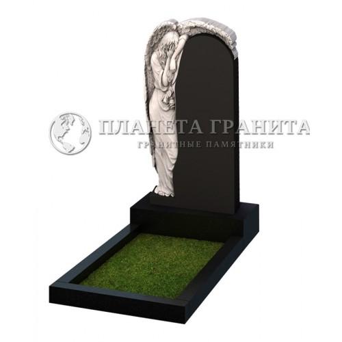 Памятник с ангелом №5