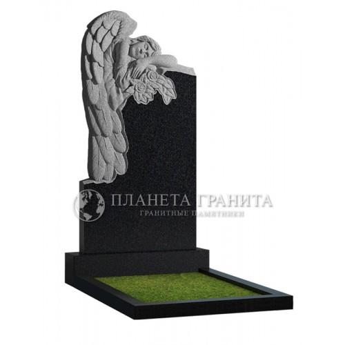 Памятник с ангелом №12