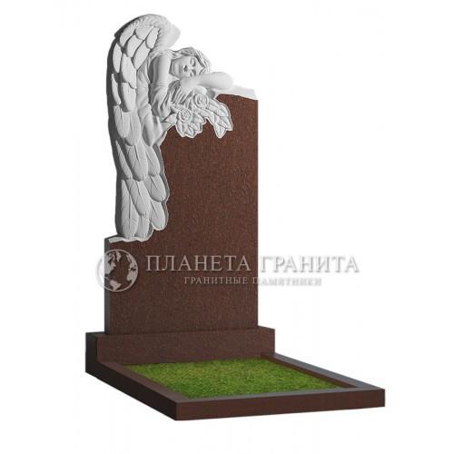 Памятник с ангелом №12K