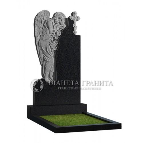 Памятник с ангелом №14