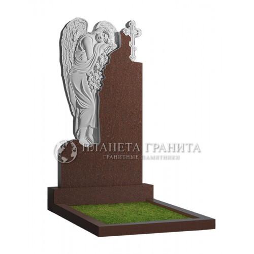 Памятник с ангелом №14K