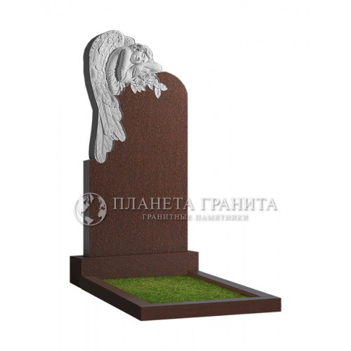 Памятник с ангелом №16K
