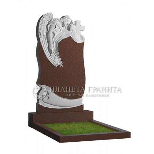 Памятник с ангелом №18K