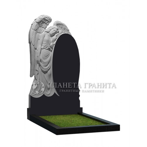 Памятник с ангелом №22