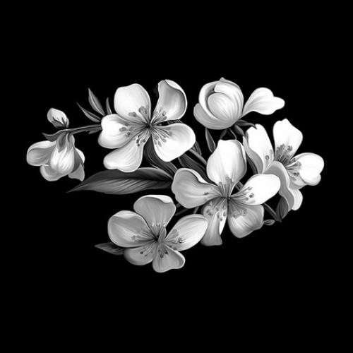 Цветок 23