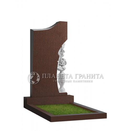 Памятник Ц6К «Памятник с вазой с прорезью»