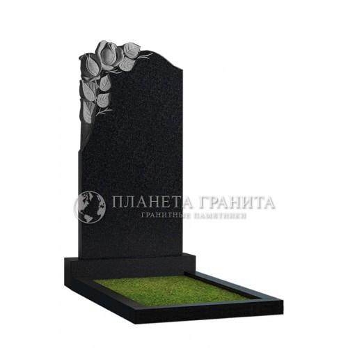 Памятник Ц9 «Памятник с розами в углу»