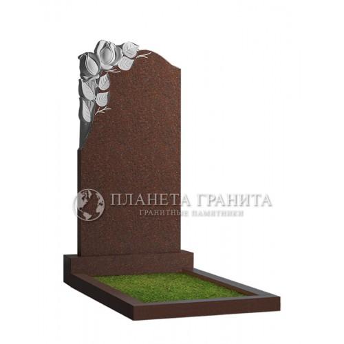 Памятник Ц9К «Памятник с розами в углу»