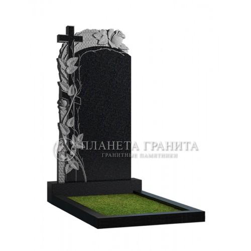Памятник Ц11 «Памятник розы с крестом»