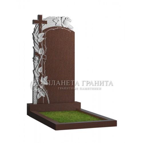 Памятник Ц11К «Памятник розы с крестом»