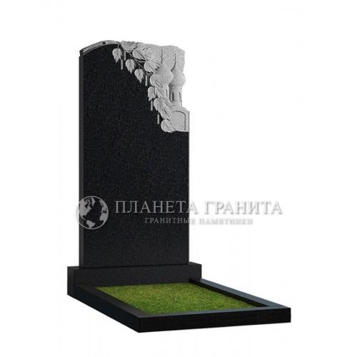 Памятник Д8 «Памятник ветка березы с храмом»