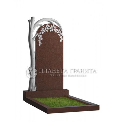 Памятник Д3К «Береза с прорезью»