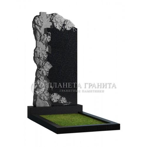 Памятник Д5 «Виноградная лоза с крестом»