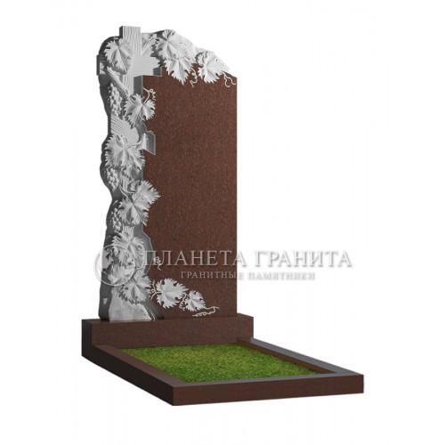 Памятник Д5К «Виноградная лоза с крестом»