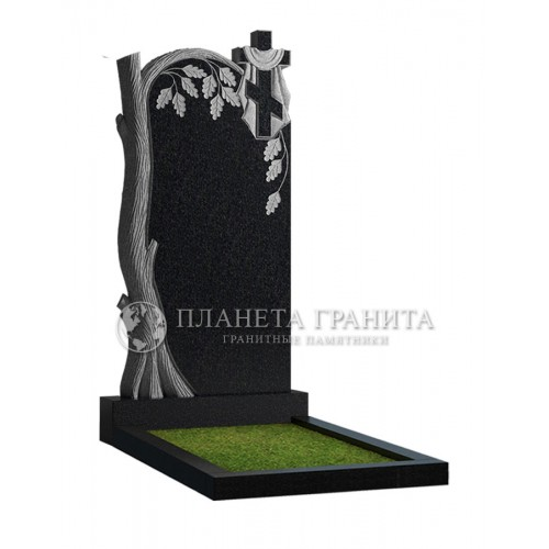 Памятник Д6 «Памятник с дубом и крестом»