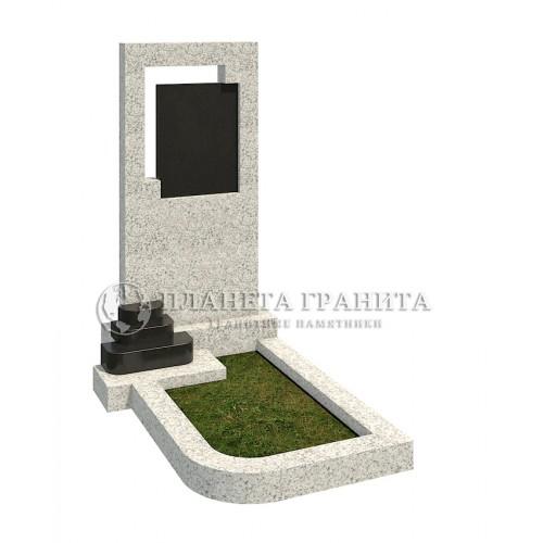 Комбинированный памятник К14-4