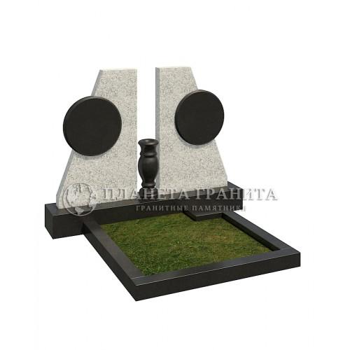 Комбинированный памятник К15-4