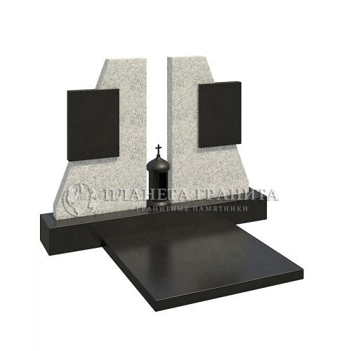 Комбинированный памятник К17-4
