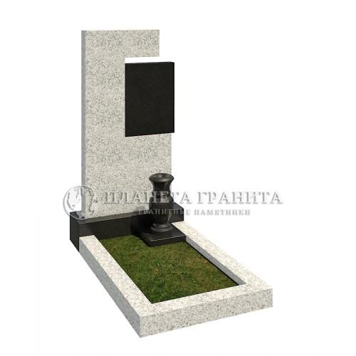 Комбинированный памятник К21-4