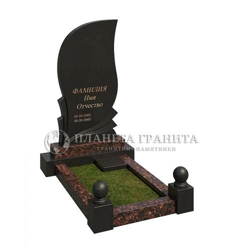 Комбинированный памятник К9-3