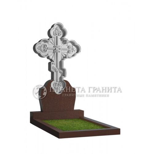 Памятник с крестом 6К