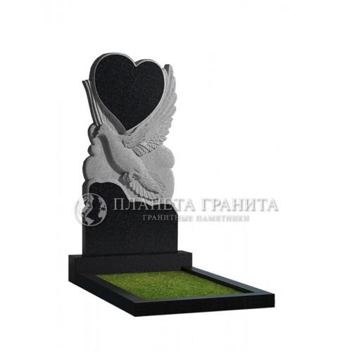 Памятник П2 «Памятник с голубем»