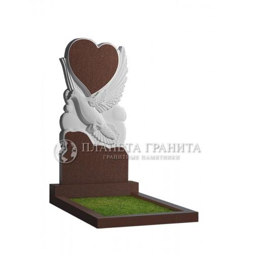 Памятник П2К «Памятник с голубем»