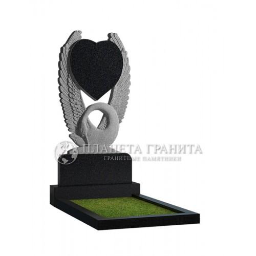 Памятник П5 «Лебедь с расправленными крыльями»